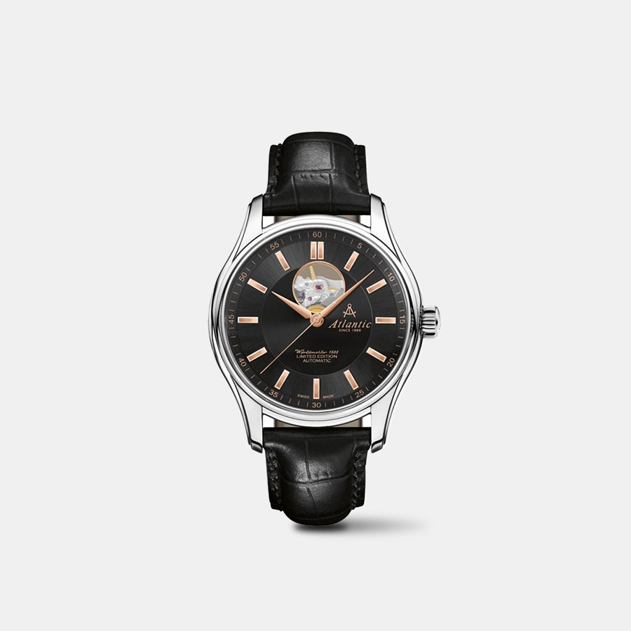 Atlantic Worldmaster Mechanical Watch