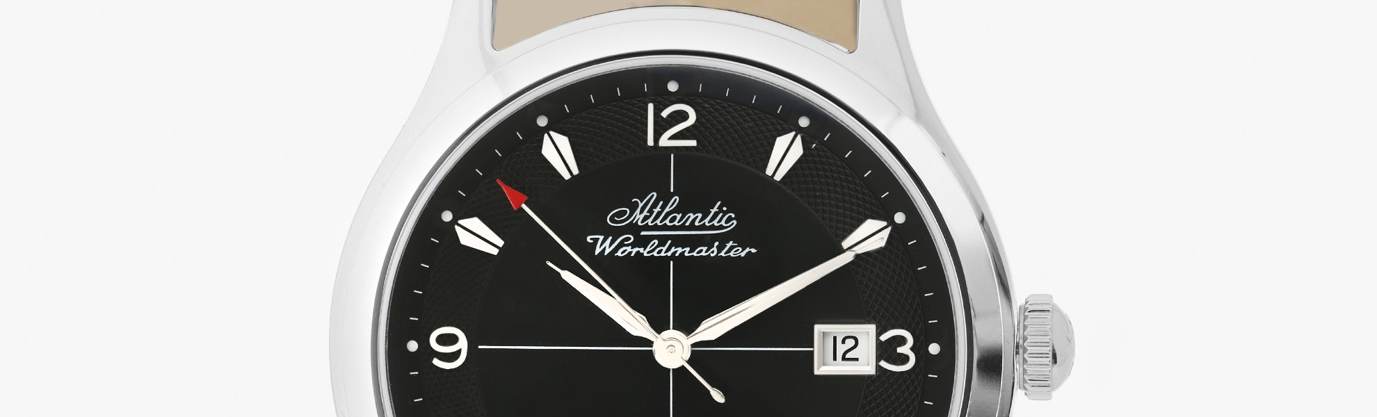 "Atlantic Worldmaster ""Original"" Automatic Watch"