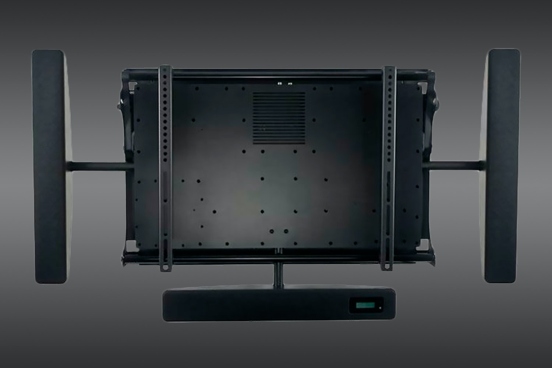 Audio Solutions 3.1 TV Audio Mount Speaker System