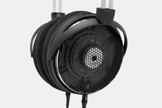 Audio-Technica ADX5000 with AT-B1XA Balanced Cable
