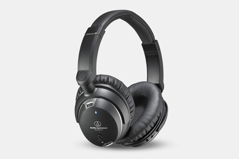 Audio-Technica ATH-ANC9 Headphones With Mic