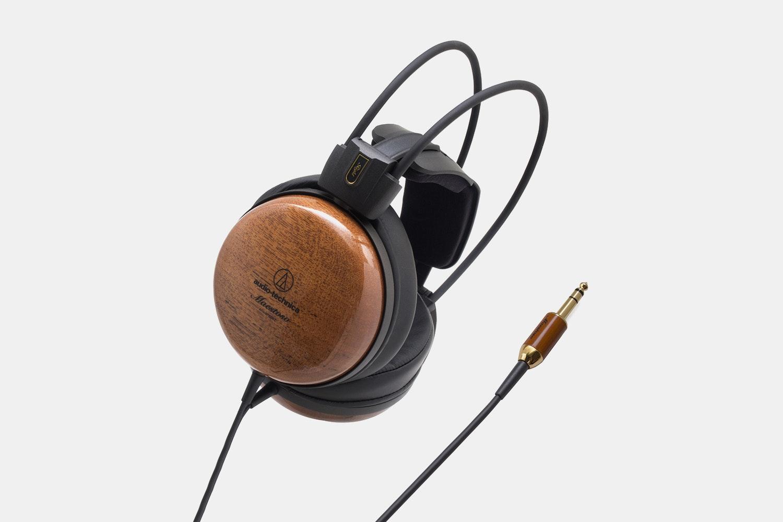 Audio-Technica W1000Z & W5000 Wood Headphones