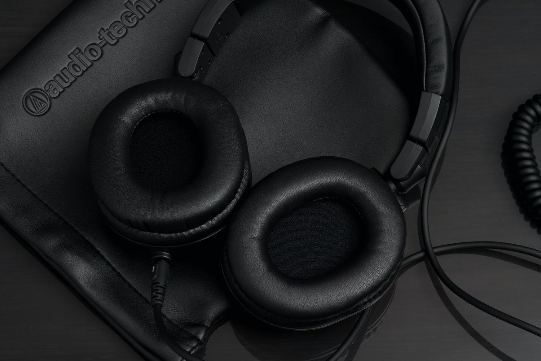 Audio Technica m??x + Brainwavz Earpads
