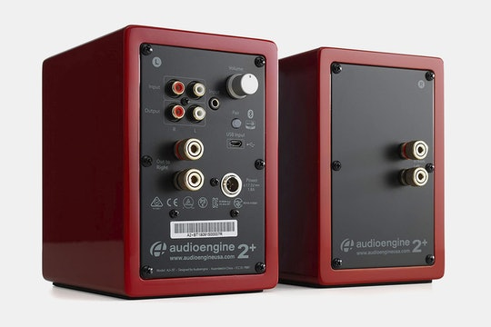 Audioengine A2+ Bluetooth Speakers With DAC