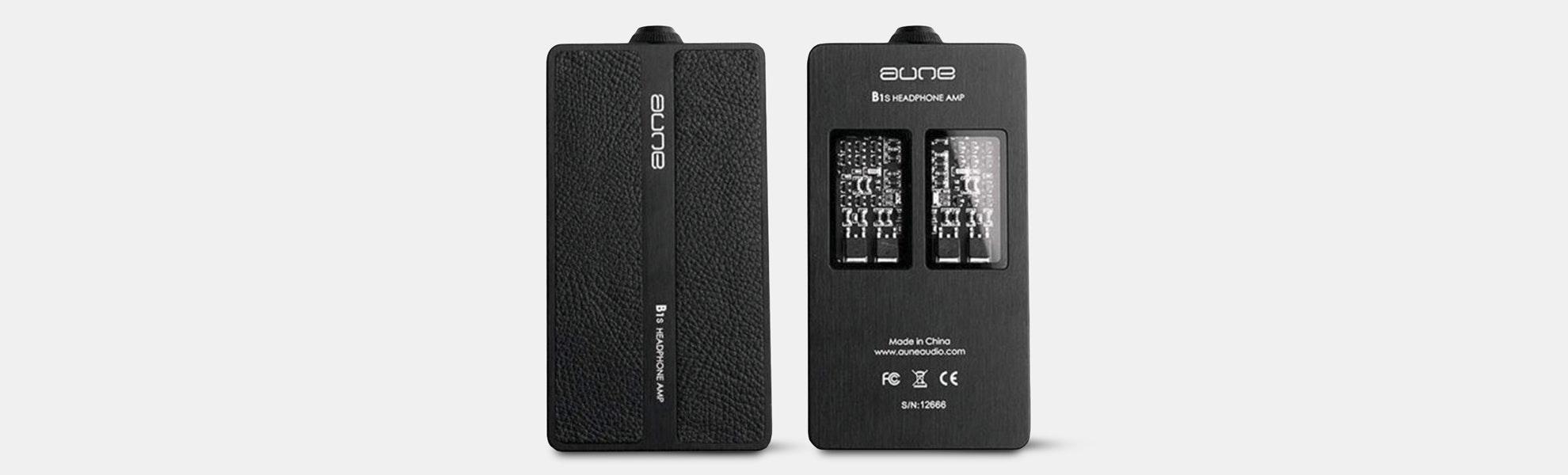 Aune B1S Portable Headphone Amp