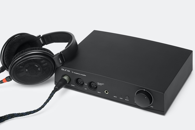 Aune S7 Balanced Headphone Amp