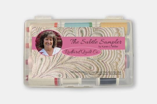 Aurifil Thread Collection