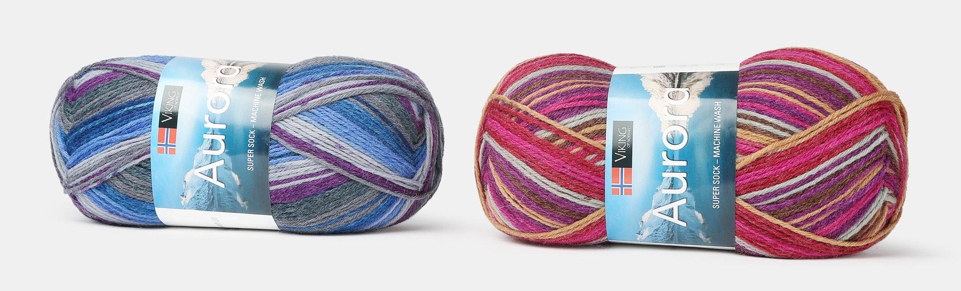 Aurora Yarn by Viking of Norway