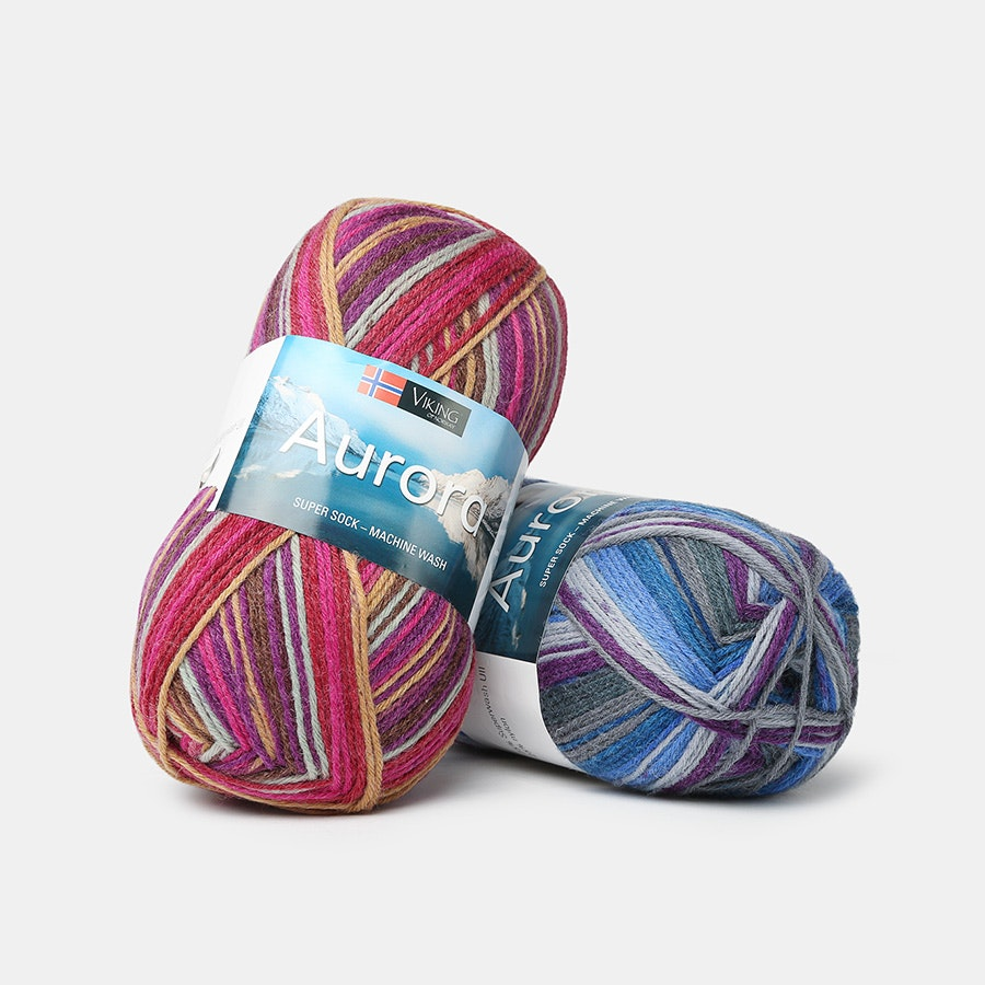 Aurora Yarn by Viking of Norway