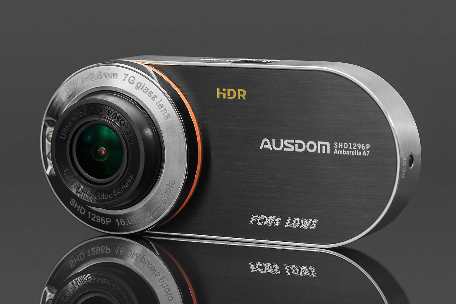 AUSDOM AD260 Dash Camera
