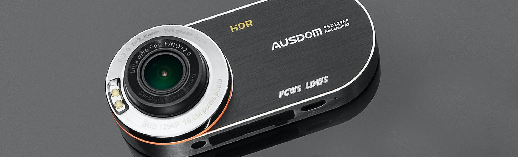 AUSDOM AD260 Dash Camera