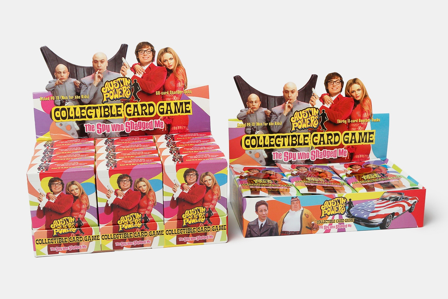 Austin Powers CCG Bundle