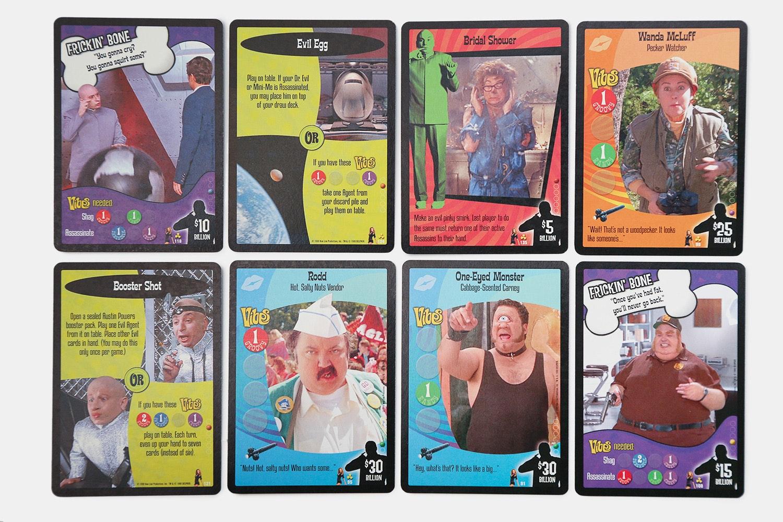 Austin Powers CCG Bundle