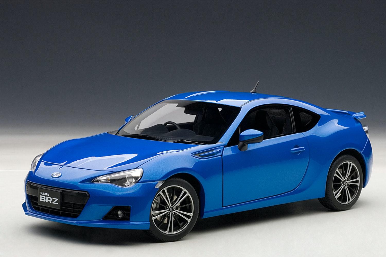 Subaru BR-Z - WR Blue Mica