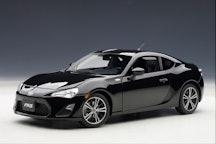 Scion FR-S North American Version/LHD - Black -  ($35)