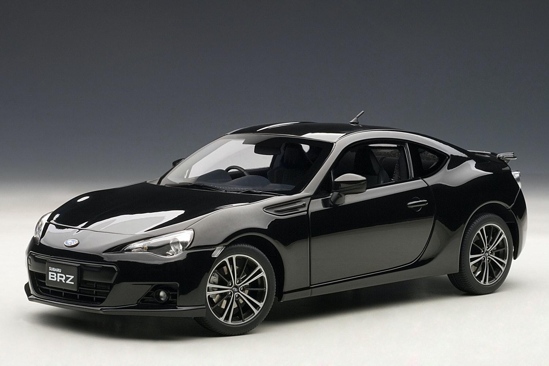 Subaru BR-Z - Black