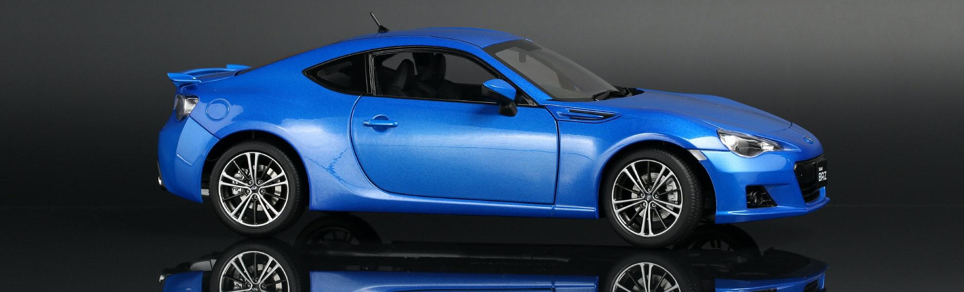 AUTOart Subaru BRZ/Scion FRS/Toyota 86 Models
