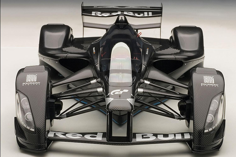 Red Bull X2010, Prototype