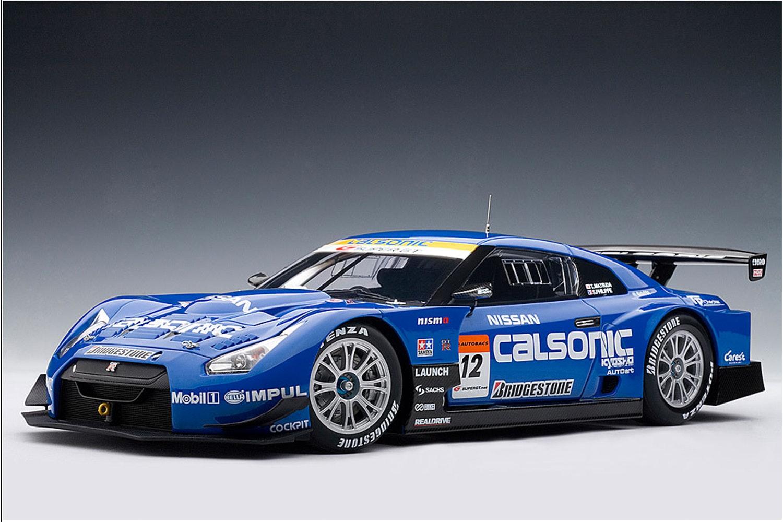 """Nissan GT-R Super GT 2008 """"Castrol Impul"""" #12"""