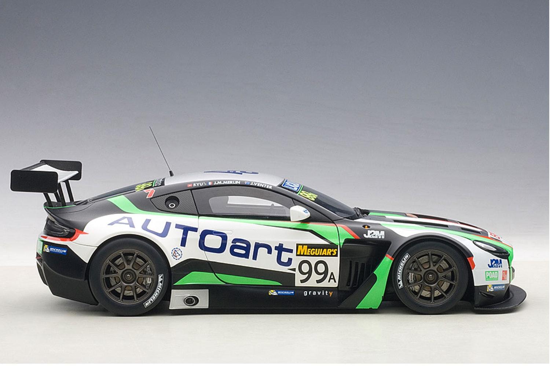Aston Martin V12 Vantage Bathurst 2015 12hr Endurance Race #99