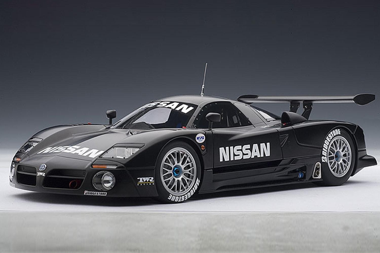 Nissan R390 GT1 Lemans 1997 Test Car