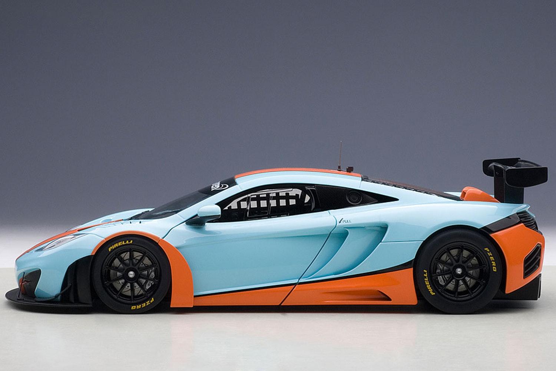 McLaren 12C GT3, Gulf Livery