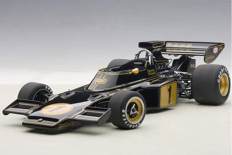 Lotus 72E 1973 Emerson Fittipaldi #1