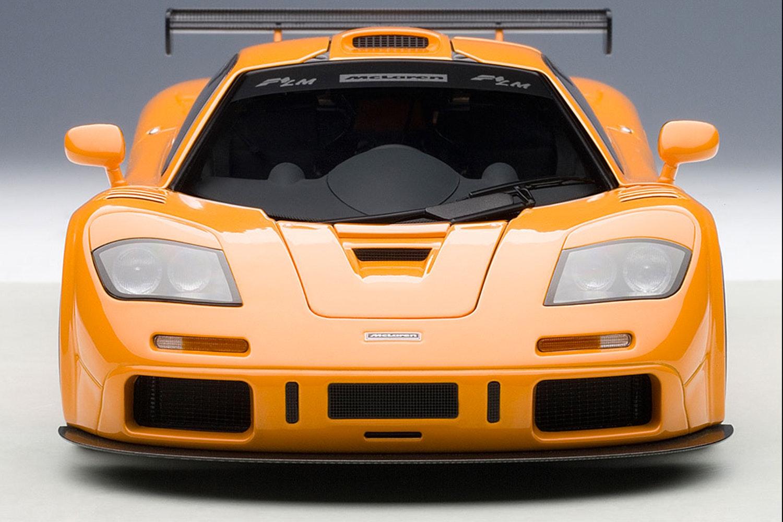 McLaren F1 LM Edition, Historic Orange