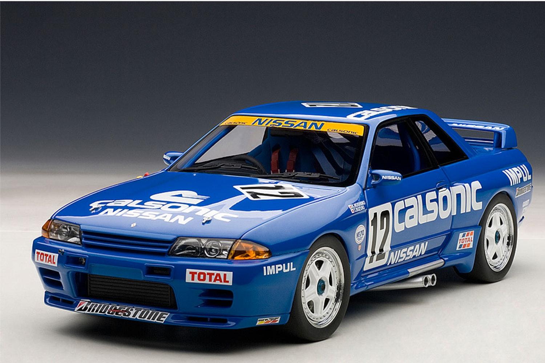 Nissan Skyline GT-R (R32) Group A 1990 Calsonic #12 (-$145)