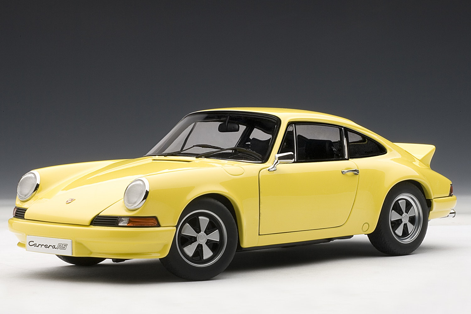 Porsche 911 Carrera RS 2.7 1973, Light Yellow - Standard Version
