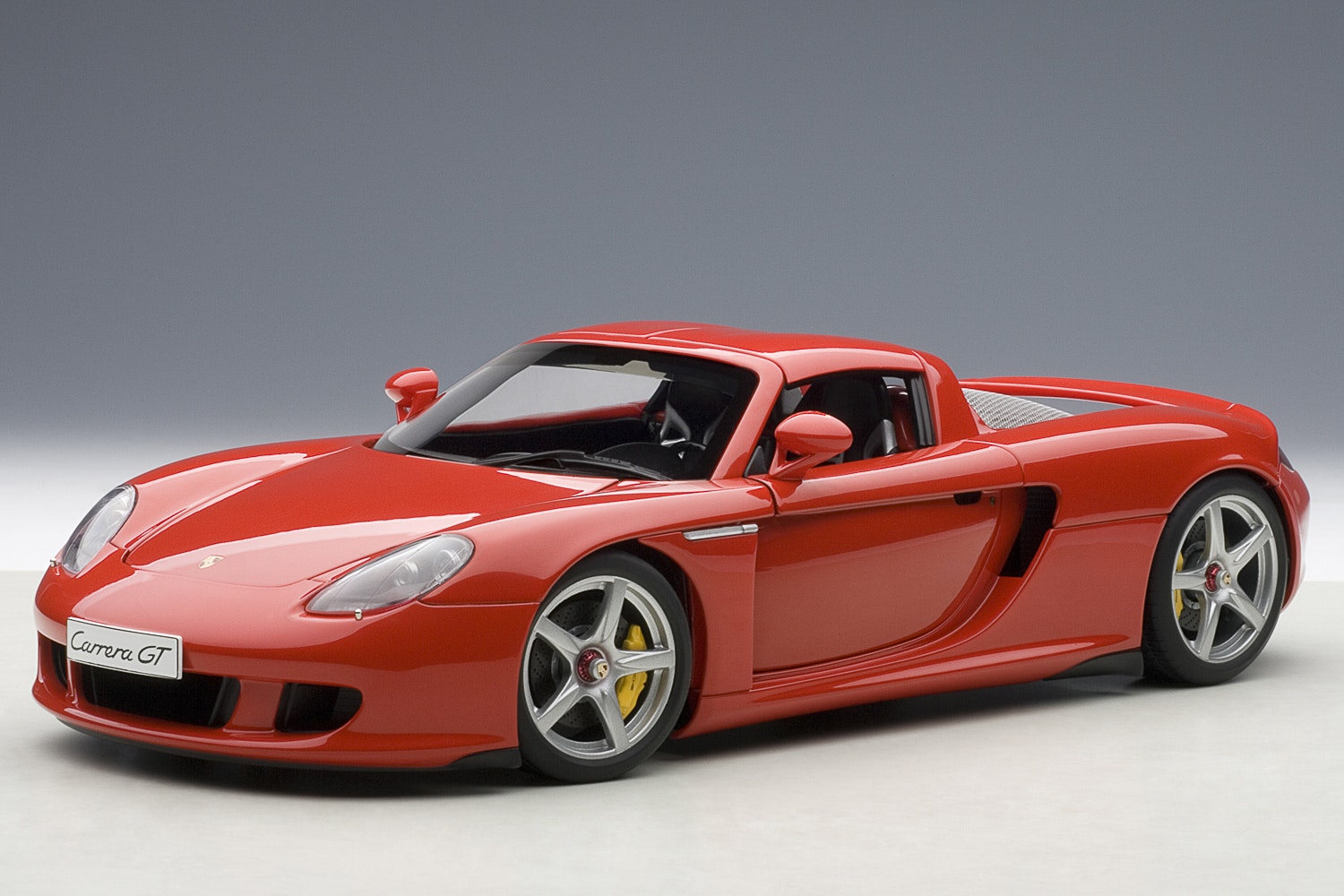 Porsche Carrera GT, Red