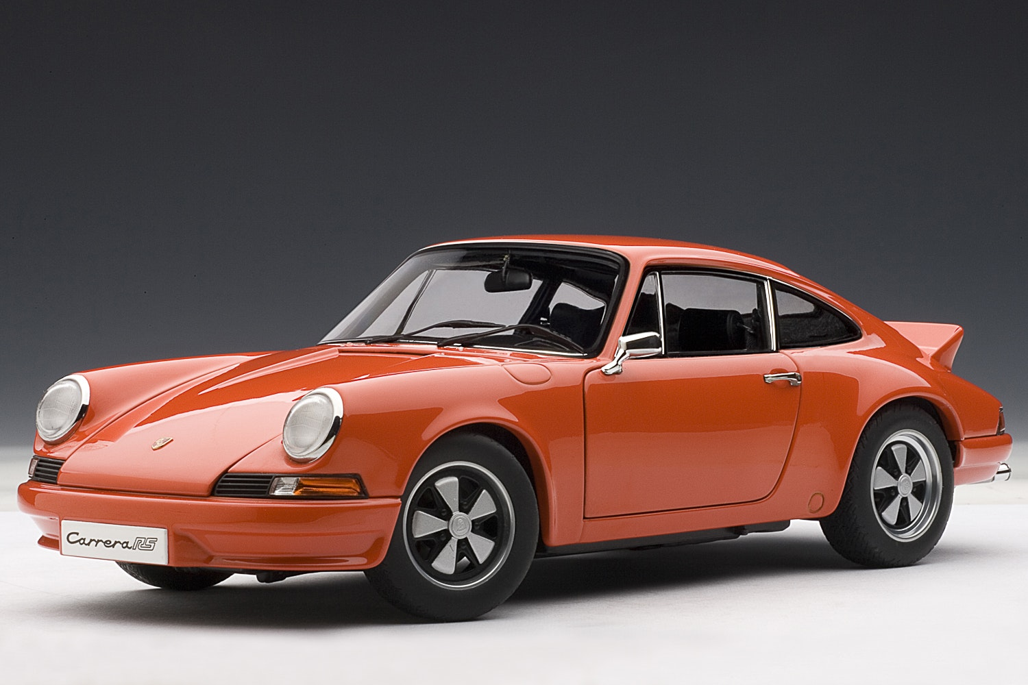 Porsche 911 Carrera RS 2.7 1973, Orange - Standard Version