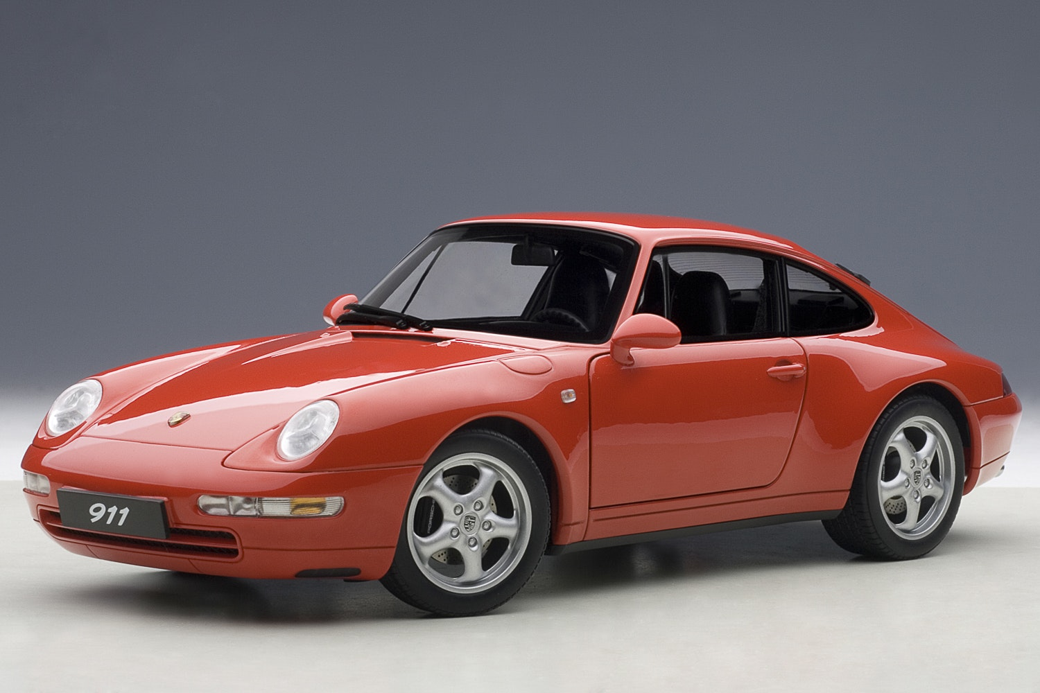 Porsche 993 Carrera 1995, Red
