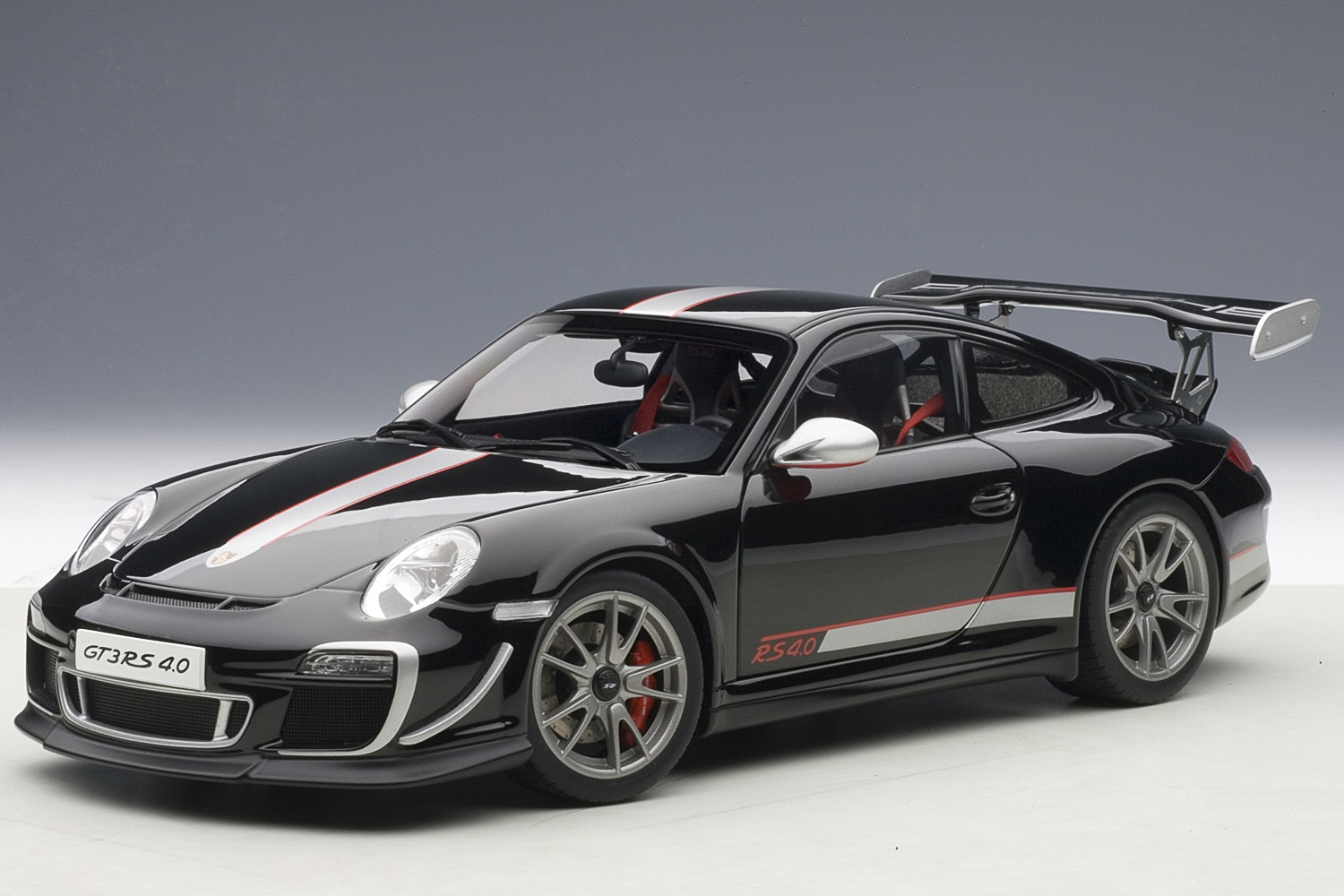 Porsche 911 (997) GT3 RS 4.0, Gloss Black