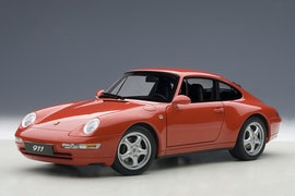 Porsche 993 Carrera 1995, Red (-$-5)