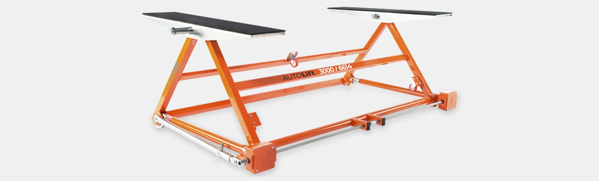 AUTOLift3000 Portable Tilting Car Lift