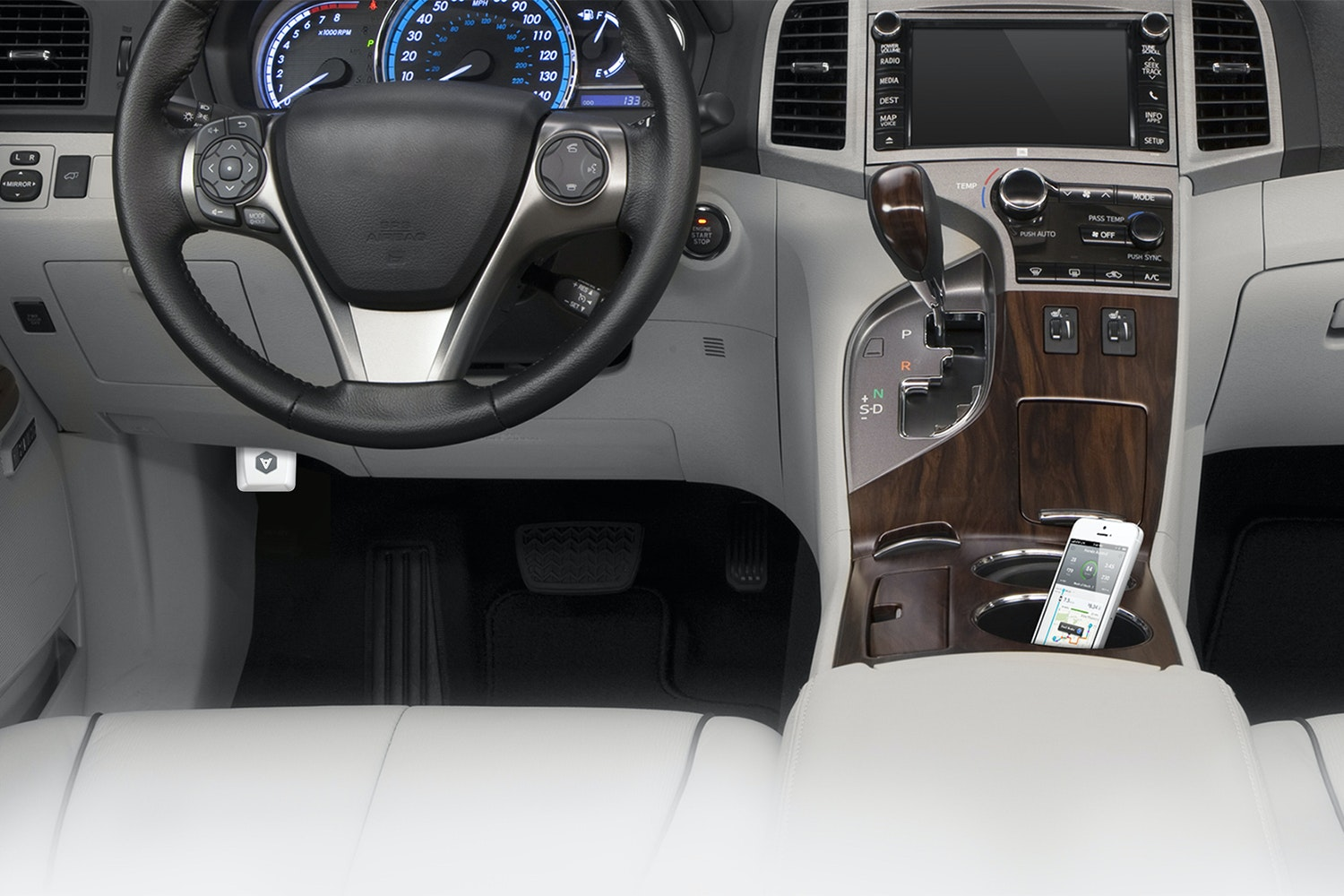 Automatic Connected Car Adapter (Gen 2)