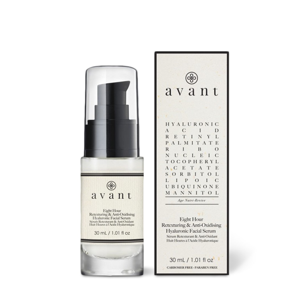 Avant 8-Hour Nutri-Revive Hyaluronic Facial Serum