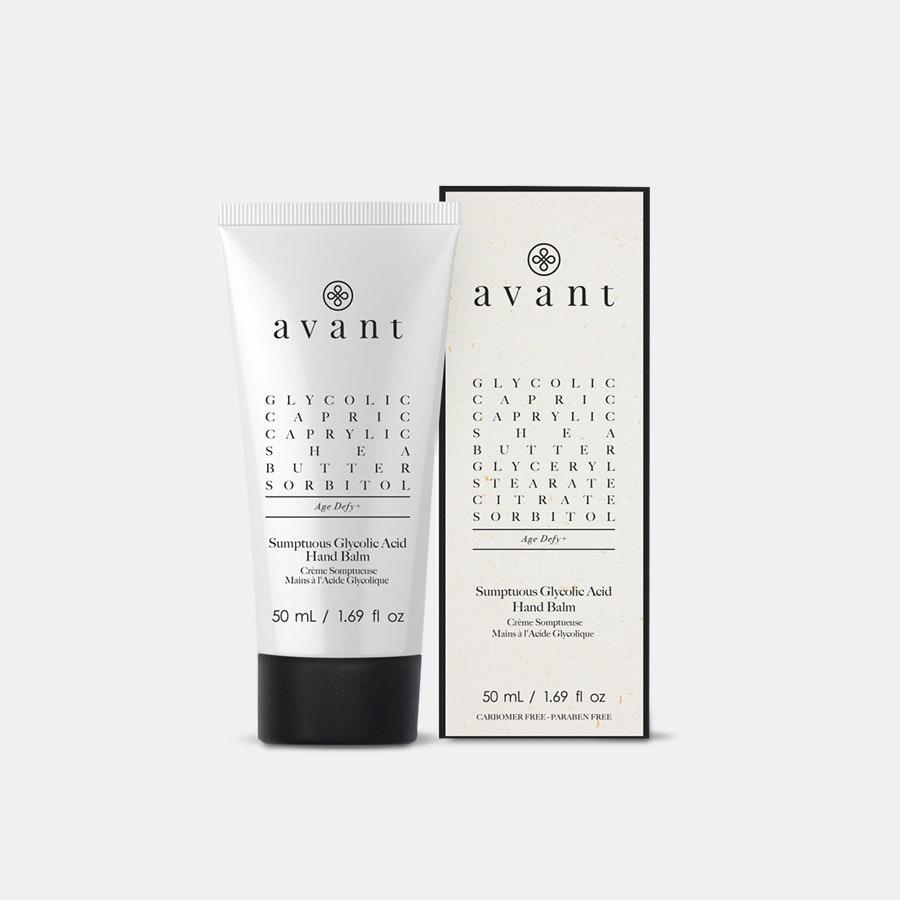 Avant Glycolic Acid Skincare Essentials