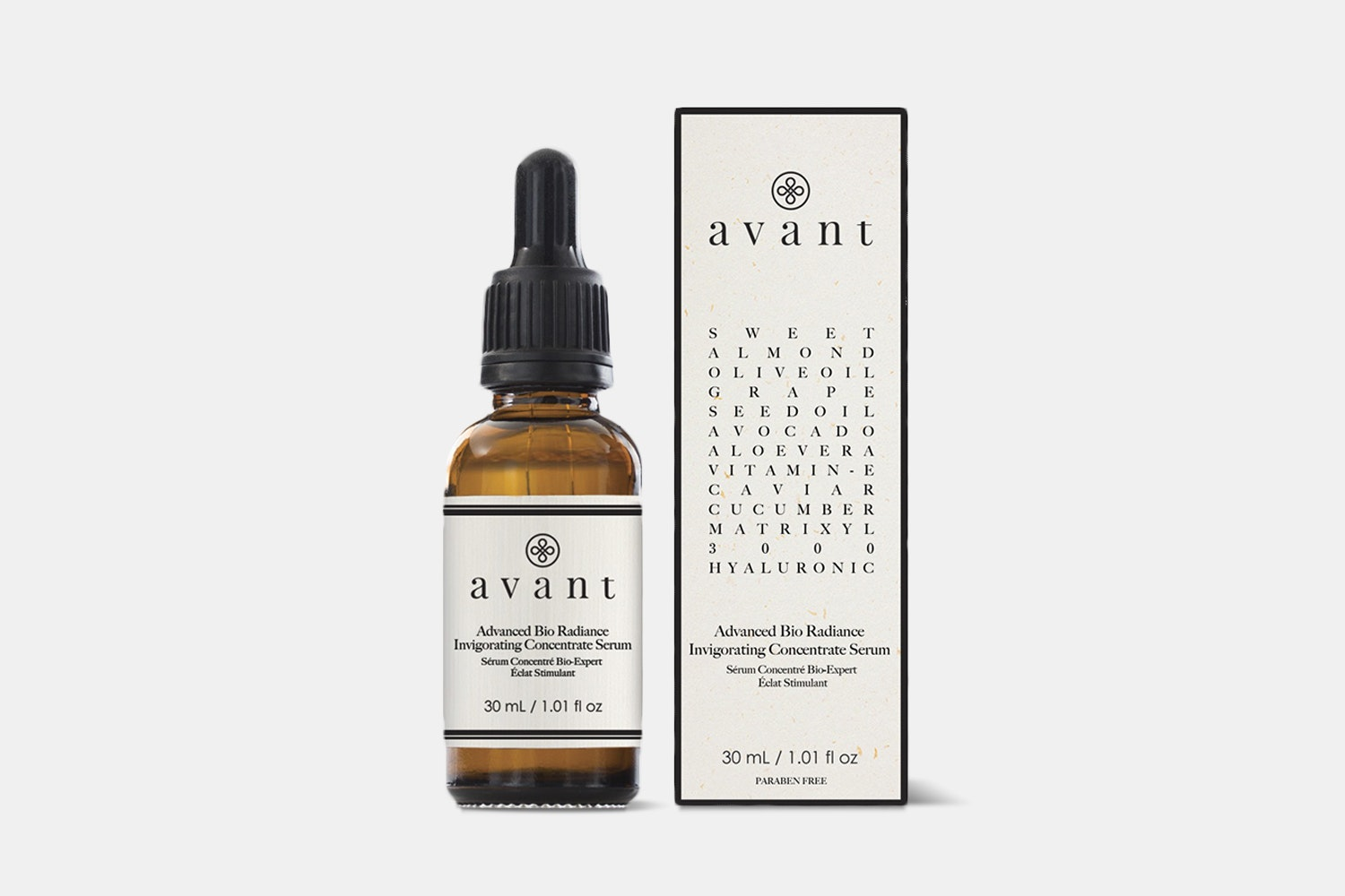 30ml Advanced Bio Radiance Invigorating Concentrate Serum (+ $15)
