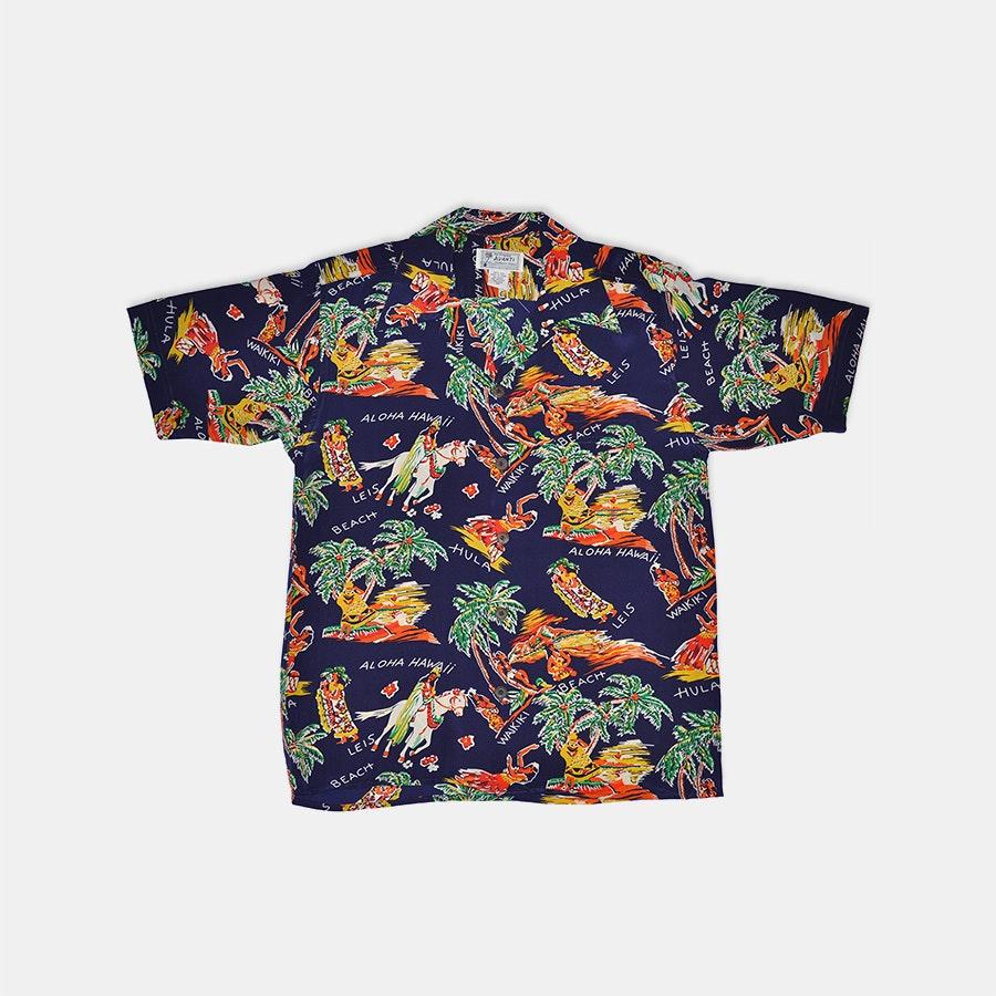 Avanti Silk Aloha Shirts