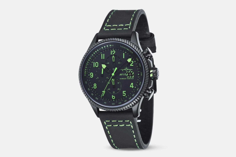 AVI-8 AV-4036 Hawker Hunter Quartz Watch