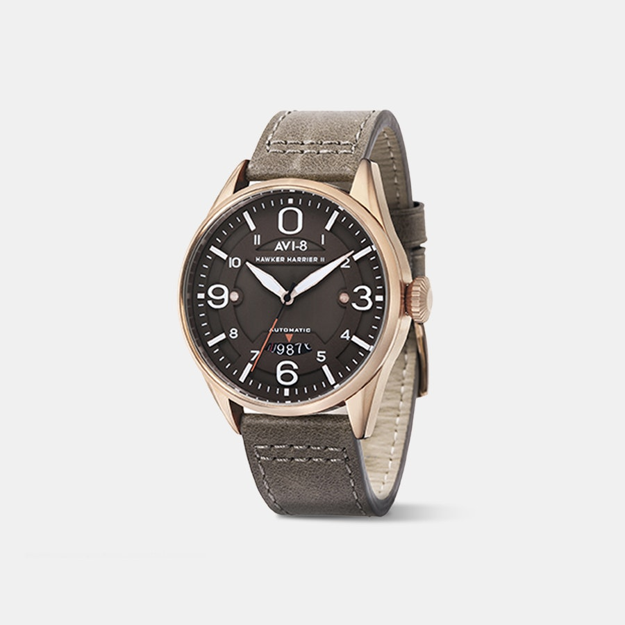 AVI-8 Hawker Harrier AV-4040 Automatic Watch