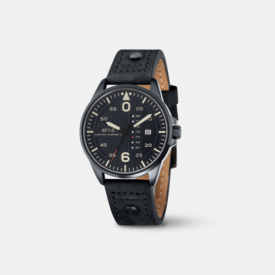 AVI-8 Hawker Harrier II AV-4003 Quartz Watch