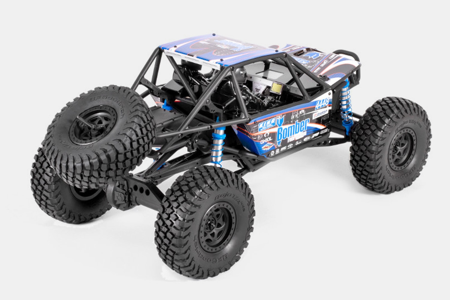 Axial RR10 Bomber Rock Racer RTR