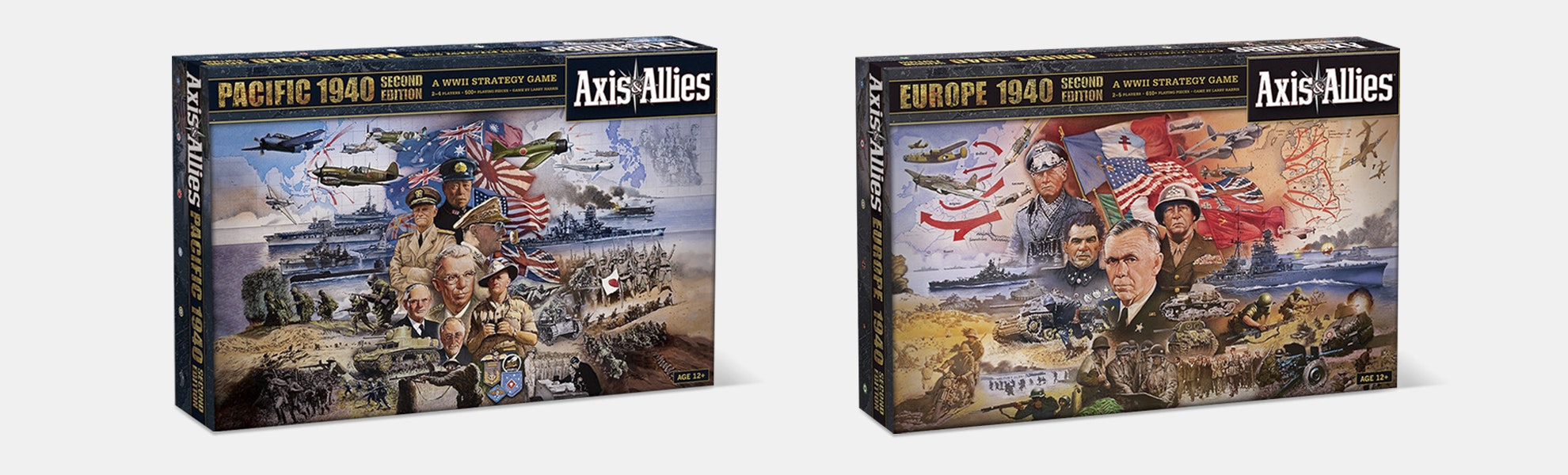 Axis & Allies 1940 Bundle