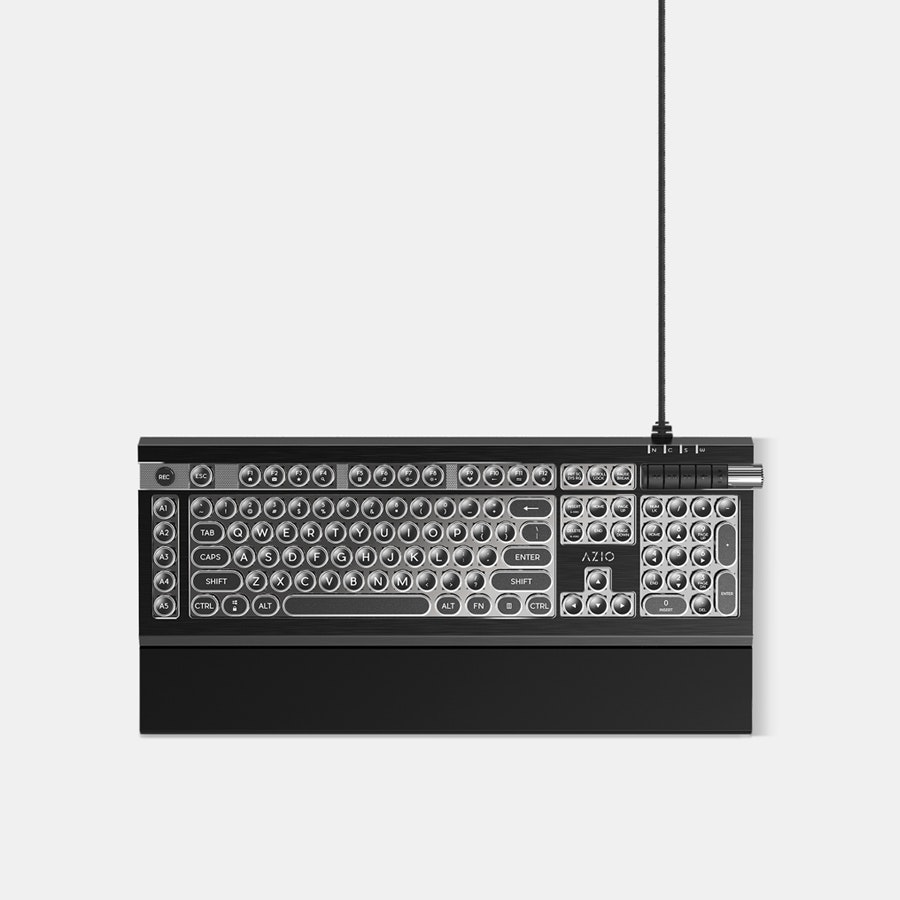 Azio Armato Gaming Mechanical Keyboards