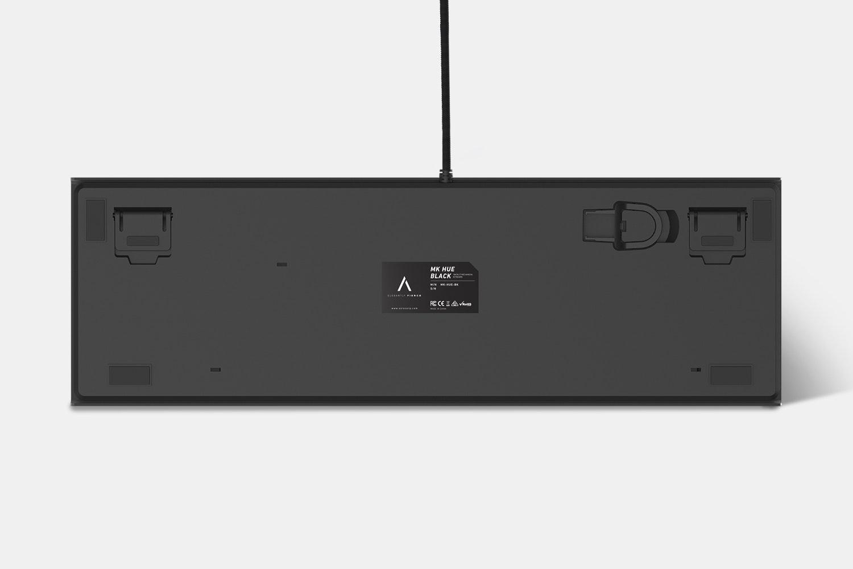 Azio Hue Backlit Mechanical Keyboard