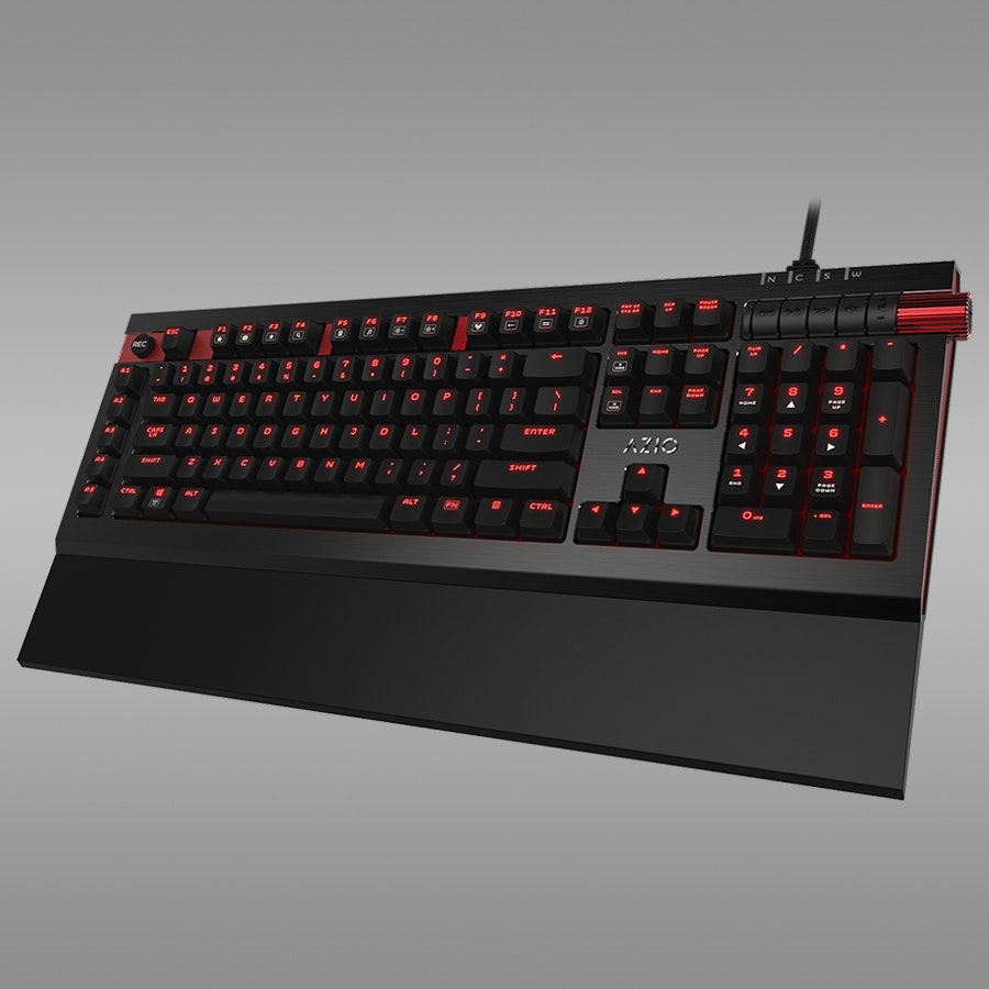 Azio MK Armato Gaming Mechanical Keyboard