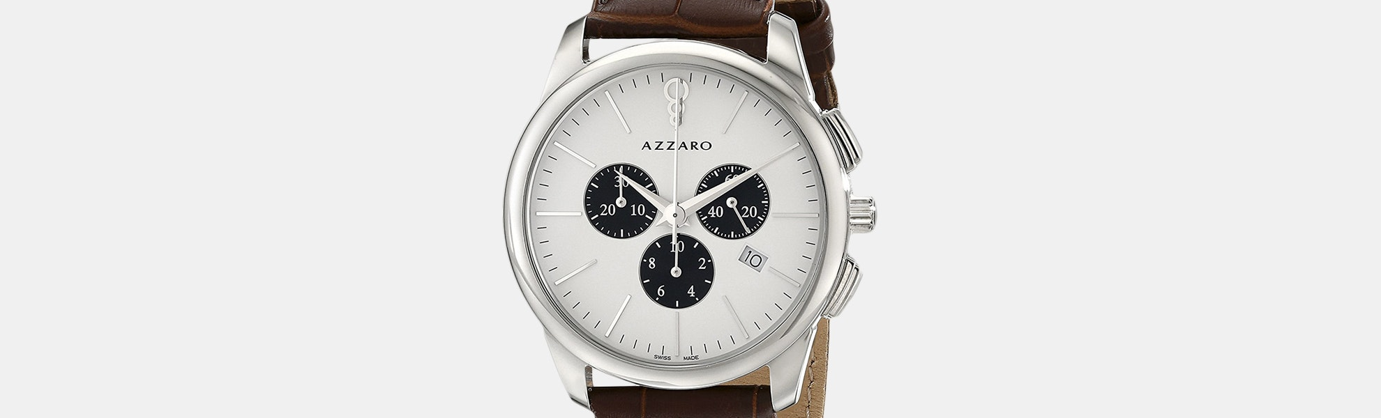 Azzaro Legend Chronograph Quartz Watch